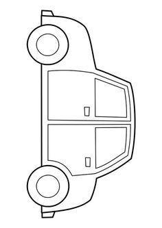 parkeerschijf action - Google zoeken Art Drawings For Kids, Colorful Drawings, Easy Drawings, Cars Coloring Pages, Coloring Books, Letter C Crafts, Train Template, Preschool Assessment, Disney Doodles