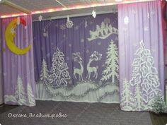 Всем, доброго зимнего вечера! Новогоднее оформления решили все в белом цвете украсить. фото 1