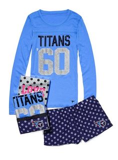 Soooooo in love with the boxers =) Never enough Titans Pink stuff hehe