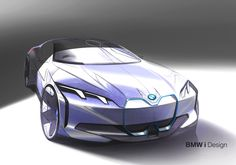 BMW i VISION DYNAMICS, EVOLUTION OF CLASSICS PROPORTIONS - Auto&Design