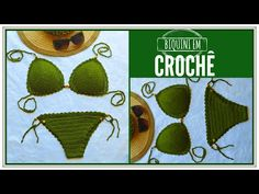 28 New ideas crochet bikini pattern website Motif Bikini Crochet, Bikinis Crochet, Crochet Bra, Love Crochet, Irish Crochet, Crochet Patterns Filet, Crochet Cardigan Pattern, Crochet Designs, Crochet Baby Bibs