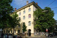 Schokoladefabrik Meinl, Heigerleinstrasse 74, Wien Planets, Industrial, Mansions, House Styles, Manor Houses, Villas, Industrial Music, Mansion, Palaces