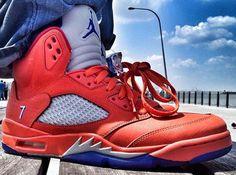 save off 9dac9 04b3e 2013 Air Jordan 5 Melo V Sneaker (Detailed Images Including On Feet). Nike  Air Jordan 5Jordan VAir Jordan ShoesNew Retro ...