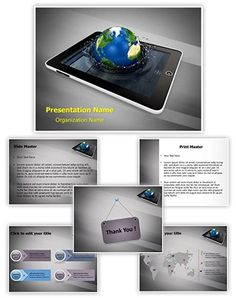 Tab Global Communication Powerpoint Template is one of the best PowerPoint templates by EditableTemplates.com. #EditableTemplates #PowerPoint #Pc #Device #Notebook #Business #Mobility #Internet #Input #Digital #Electronic #Wireless #Communication #Tool #Lcd #Information #Pad #Professional #Future #Earth #Innovation #Global #Man #Success #Finger #Globe