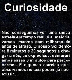 Muito interessante Theoretical Physics, Carl Sagan, Sistema Solar, Deep Space, Student Life, Weird Facts, Solar System, Constellations, Cosmos