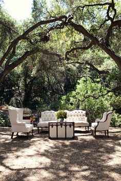 The Cocktail Reception {Hawaii Wedding Advice} Outdoor Lounge, Outdoor Living, Outdoor Decor, Outdoor Areas, Outdoor Seating, Wedding Furniture, Outdoor Furniture Sets, Wedding Lounge, Wedding Set
