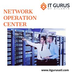 is typically a centralized location where the network operation staff provides 24x7x365 supervision Network Operations Center, It Service Management, 20 Years, Atlanta, Business