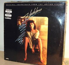 FLASHDANCE - Original Soundtrack Irene Cara *GER 83* LP
