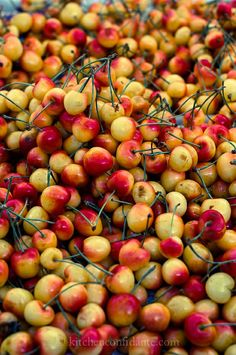 Ferry Plaza Farmers Market | Kitchen Confidante | Cherries