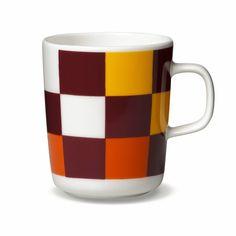 Marimekko Kukko Ja Kana Multicolor Mug