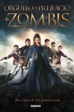 """Almudena Avilés Martínez reseña """"Orgullo y prejuicio y zombis"""", de Seth Grahame-Smith. """"Poco original, pero legible. Habrá un buen número de individuos que disfruten muchísimo con ella, y otros la considerarán un insulto a Jane Austen."""" http://www.mardetinta.com/libro/orgullo-y-prejuicio-y-zombis/ UMBRIEL"""