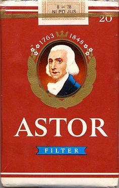 Christina saved to tipsAstor Filter - Vintage Cigarette Ads, Cigarette Brands, Vintage Ads, Vintage Posters, Old Advertisements, Advertising, Frank Zander, Plus Size Business, Marlboro Man