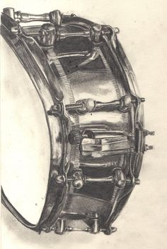 Snare Drum by on deviantART Music Artwork, Art Music, Drum Drawing, Drum Lessons For Kids, Drum Tattoo, Drums Art, Snare Drum, Music Tattoos, Creative Tattoos
