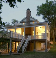 1000 images about for the deck on pinterest two story deck lamp post ideas and decks - Two story house plans with covered patios ...