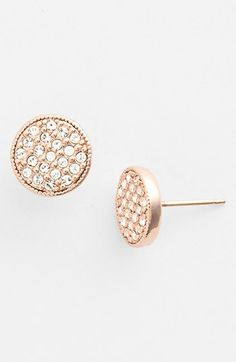 kate spade new york 'bright spot' boxed stud earrings available at #Nordstrom