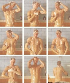 Alexander skarsgard ;) i think i need a shower as well!!!