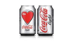 Coca-Cola Light Reintroduced In Brazil With A New Packaging Design