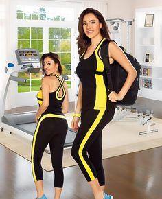 Lady in Yellow Sportswear & Homewear- Made in Turkey