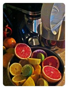 Making juice, Tommerup