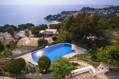 Villa Le Manoir, Blanes, Costa Brava