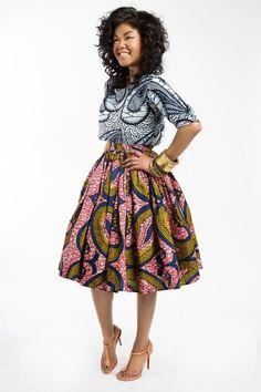 ✦⊱⊰✦African Print Dress Designs 2014✦⊱⊰✦