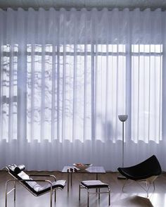 Wave Net Curtains