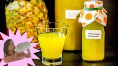 Succo di Frutta con Estrattore - Succo di Ananas