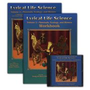 Lyrical Life Science #2  With CD--