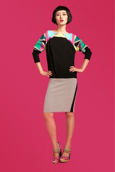 Nanette Lepore Pre-Fall 2013 Collection Slideshow on Style.com