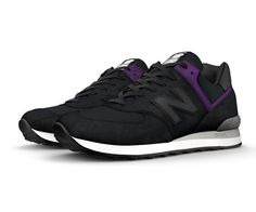 We crafted our first pair of 574s in 1988. Today you can design a NB Custom 574 that's a one-of-a-kind look to match your personal style. The 574 silhouette is the epitome of classic New Balance design – and you can make it completely yours with unique colors, materials and signature details. So start a new trend or go against the grain - you know what you want, and we know how to craft it right.   Need them fast? Order by 4 pm EST and select UPS Express Shipping at checkout for delivery in…