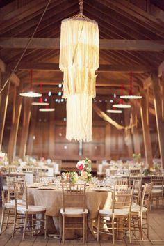 wedding boho + paper chandelier wedding + pink and linen +amyosaba-blog-Casey-