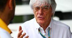Il patron della Formula 1 è a Ginevra per il meeting con lo Strategy Group, l'argomento di discussio...