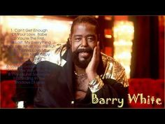 Best Songs Of BARRY WHITE(Full Song HD) || BARRY WHITE's Greatest Hits - YouTube