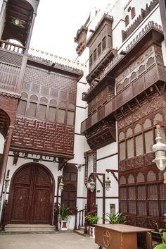 Abdul Rauf Khalil Art Museum Jeddah. Moroccan Art, Moroccan Interiors, Moroccan Design, Turkish Design, Mughal Architecture, Chinese Architecture, Art And Architecture, Architecture Details, Arabian Decor