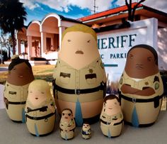 Reno 911 | The Coolest Nesting Dolls Ever