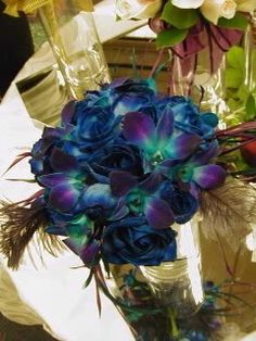 weddingbycolor flowers