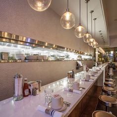 Chef Stephanie Izard shares her favorite spots on Chicago's foodie-friendly West Randolph Street, from a terrific brewery to an alley-turned Champagne bar.