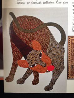 Farooq Issa Gond painting Indian Folk Art, Indian Artist, Gond Painting, Jackdaw, Pierre Frey, India Art, Indian Paintings, Tribal Art, Art Forms