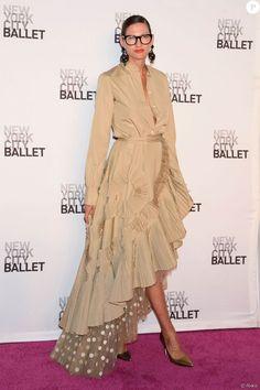 Jenna Lyons - Gala d'automne 2016 du New York City Ballet au Lincoln Center. New York, le 20 septembre 2016.