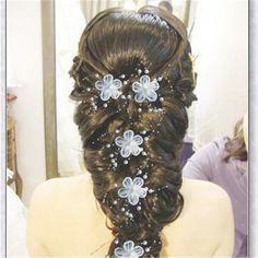 5 pcs/lote mode Hairwear bijoux de mariée corolle coiffe épingles à cheveux de soirée de mariage de demoiselle d'honneur filles enfants accessoires cheveux dans Bijoux de cheveux de Bijoux sur AliExpress.com | Alibaba Group