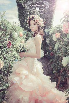 春夏浪滿花季 - 荳蔻攝影工作室 Cardamom Studio - WeddingDay 我的婚禮我做主