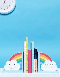 Rainbow Book Ends