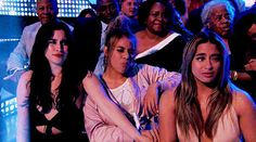 Reactions on Normani' and Val's third place
