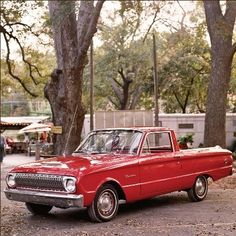 My 1962 Ford Ranchero that is identical to this