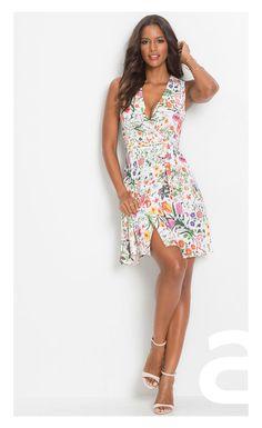 stylizacja casual, ciekawa stylizacja, moda damska, sukienka w kwiaty, sukienka mini Flower Power, Lily Pulitzer, Casual, Dresses, Fashion, Vestidos, Moda, Fashion Styles, Dress