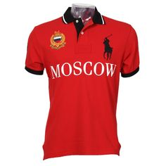 """Moscow"" Ralph Lauren Polo"