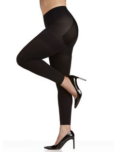 104d8beeff47e Berkshire - Berkshire Plus Size Easy On Cooling Control Top Tights -  Walmart.com