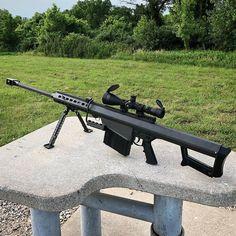 Barrett M82A1 Weapons Guns, Guns And Ammo, Barrett M82, Rifles, Hunting Guns, Air Rifle, Military Guns, Assault Rifle, Cool Guns