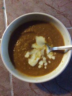 Crema de zana (estilo la India)