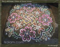 Rangoli Designs | www.iKolam.com